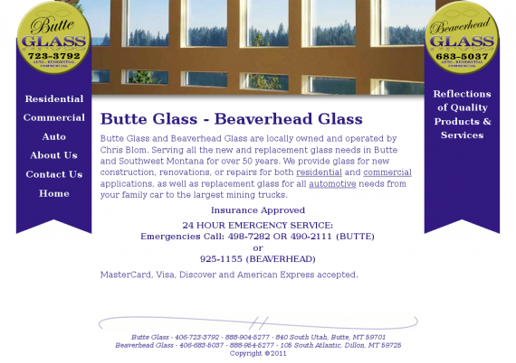 Butte Glass