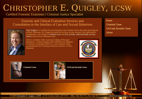 Christopher E. Quigley, LCSW